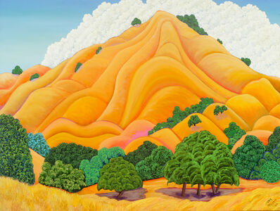 Jack Stuppin, 'Golden Hill', 2003