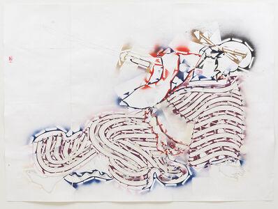 Gajin Fujita, 'Study of Hood Rats (Hood Rat Geisha)', 2012