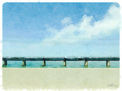 Anne M Bray, 'Old Bridge, FL', 2014