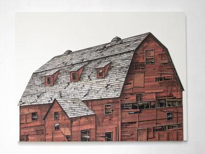 Seth Clark, 'Barn II', 2019