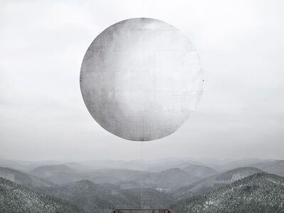 Noemie Goudal, 'Southern Light Station II', 2015