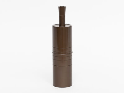 Haguda Shogoro, 'Bronze Vase', ca. 1980