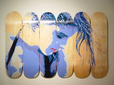 Lore Eckelberry, 'Blue Mel ', 2015
