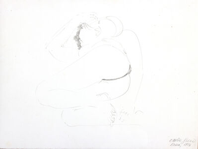 Emilio Greco, 'Nude', 1984