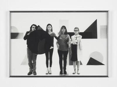 Amalia Pica, 'Intersections # 4', 2013