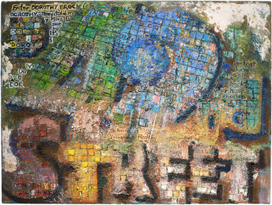 John Lees, '42nd Street (Tesserae)', 2015