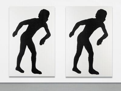Joe Bradley, 'Untitled (Human Form)', 2010