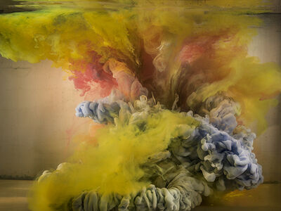 Kim Keever, 'Abstract 34228', 2017