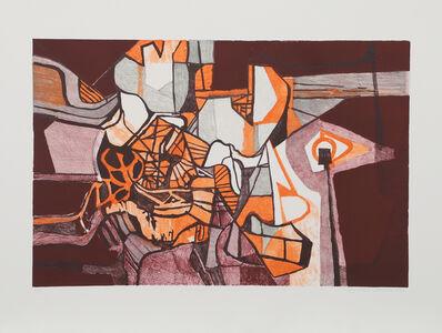 Roberto Burle Marx, 'Clambonia', 1986
