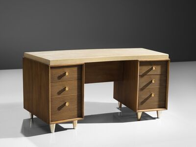 Paul T. Frankl, 'Paul T. Frankl Cork Desk for Johnson Furniture Company', ca. 1950