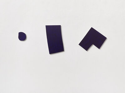 Imi Knoebel, 'Elemente J.2', 2017
