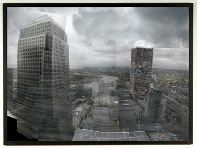 Kolkoz, 'Kolkoz Tower, London: Top floor HSBC Bank view', 2008