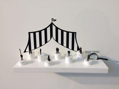 Laura Salguero, 'Pasen y vean', 2013