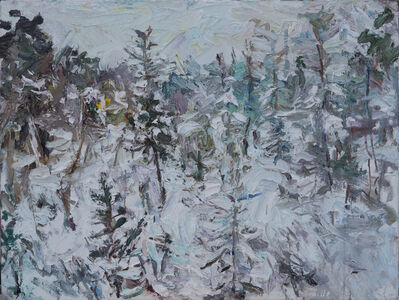 Ulrich Gleiter, 'Winter - North of the Arctic Circle', ca. 2020