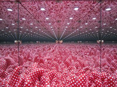 Yayoi Kusama, 'Mirrored Room', 1997
