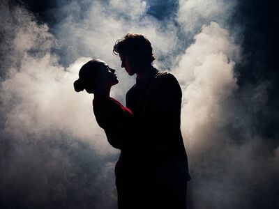 Tyler Shields, 'Into the Fog', 2020