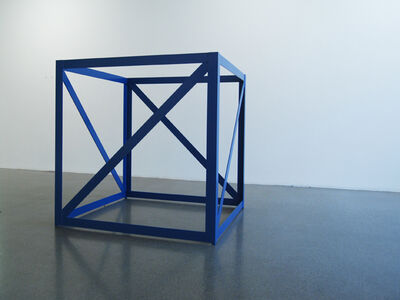 Rasheed Araeen, 'First Structure', 1966