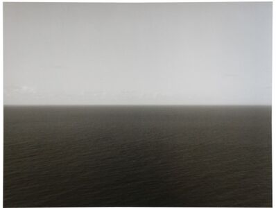Hiroshi Sugimoto, 'Time Exposed: #363 Bay of Biscay Bakio 1991', 1991