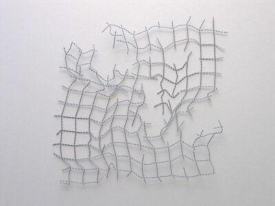 Johanna Calle, 'Reticulas Rotas III', 2010