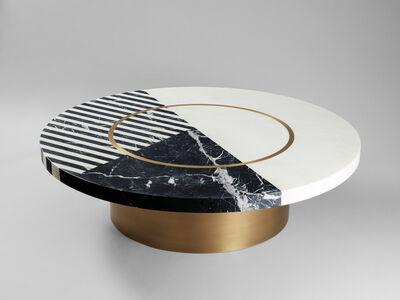 Isabelle Stanislas, ''Ellipse' Coffee Table', 2019