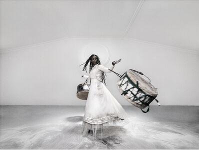 Mohau Modisakeng, 'Zion 1', 2018