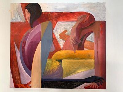 Cristobal Quintero, 'Figuras I', 2019