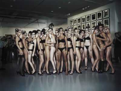Marc Lagrange, 'Army of Lovers', 2008