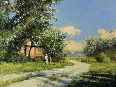 Vladimir Nasonov, 'Spring Scene'