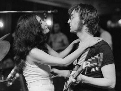 Bob Gruen, 'John Lennon and Yoko Ono, Fillmore East, NYC - 1972', 1972