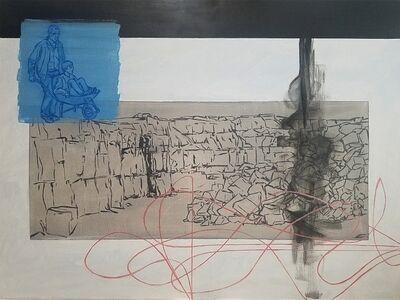 Thomas Brisson, 'Progressions In a Negative Landscape', 2020