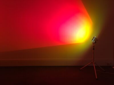 Ann Veronica Janssens, 'Reggae Colour', 2004