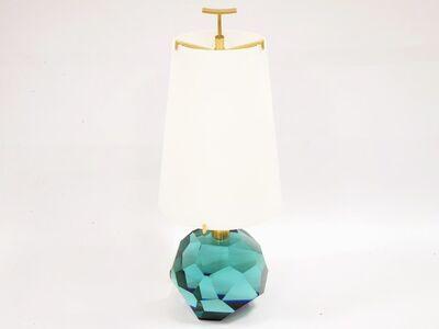 "Roberto Giulio Rida, '""Diamante blu"" table lamp', 2016"