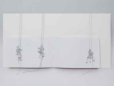Carlos Alarcón, 'Sketchbook No. 1', 2020
