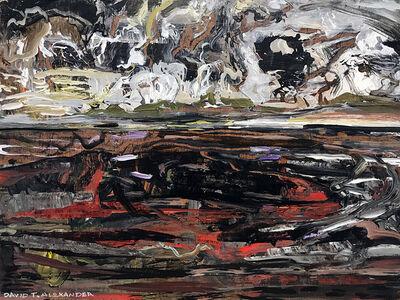 David Alexander, 'Malestorm Exhausted', 2019