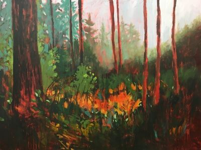 holly friesen, 'Lost in the Forest'