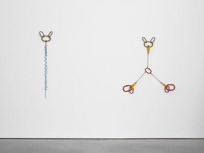 Jac Leirner, 'Woman & Man', 2014