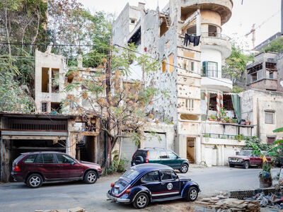 Peter Bialobrzeski, 'Beirut Diary p.60', 2013