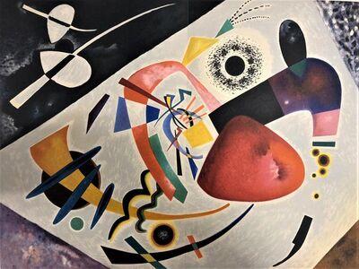 Wassily Kandinsky, 'Tâche rouge', 1960