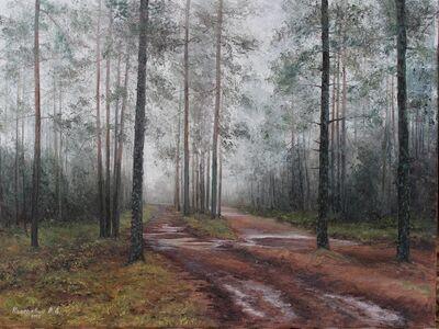 Viktor Kucheryavyy, 'After the Night of Rain', 2015