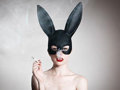 Tyler Shields, 'Bunny', N/A