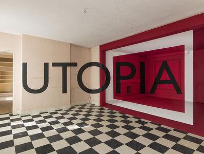 Georges Rousse, 'Utopia', 2015