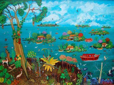 Manuel Garcia Moia, 'Isletas Solentiname', 1989-2007
