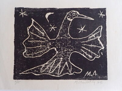 Milton Avery, 'Dawn', 1953