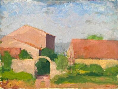 Paul Resika, 'Pink Maison Basse', 1980