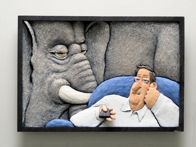 Stephen Hansen, 'The Elephant in the Room'