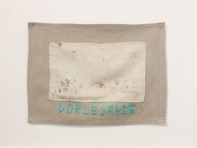Carlos Arias, 'Doblegarse', 2017