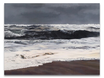 April Gornik, 'Storm, Light, Ocean', 2008