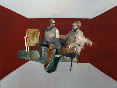 Danny McCaw, 'Discussions', 2020