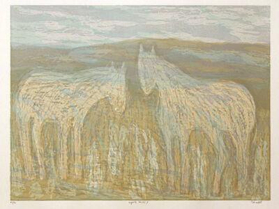 Theodore Waddell, 'Argenta Horses I'