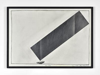Keiji Uematsu, 'One stone', July 1979